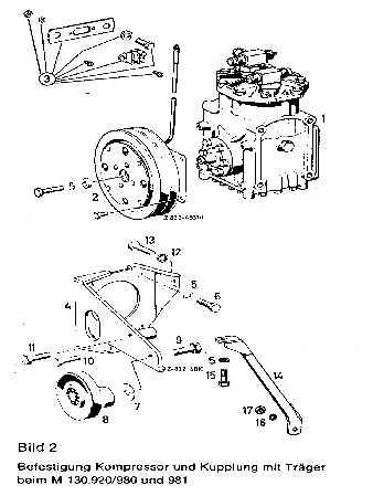 Klimakompressor York Kompressor Dichtsatz Dichtungssatz Kompressor ...